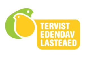Tervist edendava lasteaia logo